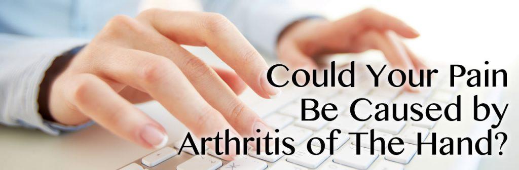 Arthritis Hand