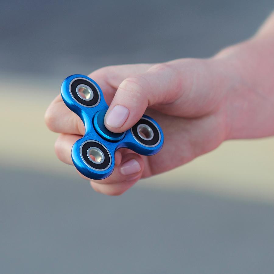 Tactical Fidget Spinner